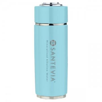 Сантевиа Енергизираща манерка / Santevia Energy Flask - тюркоаз