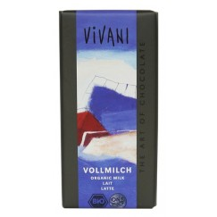Шоколад фин млечен Vivani