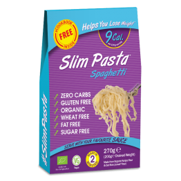 Слим Паста Спагети 270 гр - Slim Pasta