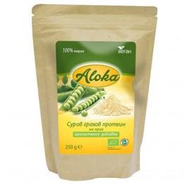 Суров грахов протеин Aloka - 250 гр