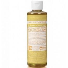 Био течен сапун с етерични масла от цитруси – Освежаващ 236 мл - Dr. Bronner's