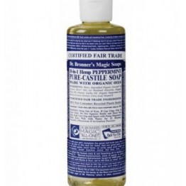 Био течен сапун с Мента – Охлаждащ 236 мл - Dr. Bronner's
