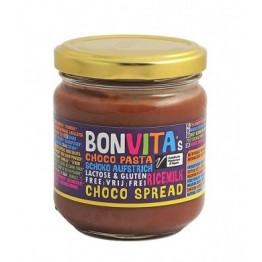 Веган течен шоколад с оризово мляко Bonvita - 200 гр
