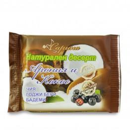 Натурален десерт Арония и Кокос Сарина - 40г